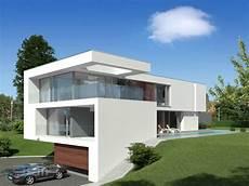 Modernes Haus Am Hang In Wien Sg Projekt Gmbh
