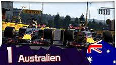 F1 2017 Australien Grand Prix Race Hightlights