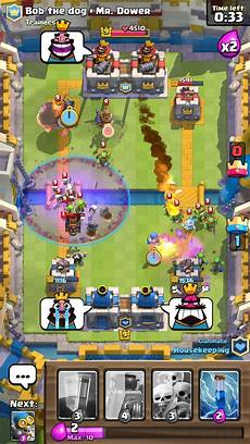 clash royale clash royale 2v2 team battles new mode allows clans to battle each other