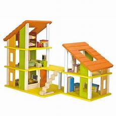 plan toy chalet doll house with furniture plandollhouse chalet dollhouse with furniture