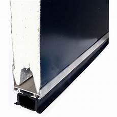 Profil Aluminium Support Joint Boudin Epdm Pour Porte De