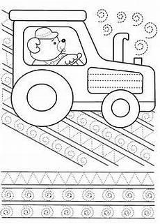 Malvorlagen Vorschule Word Druckbare Aktivit 228 Ten Une Linien Und F 228 Rben Das Bild 24