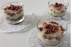conservazione crema pasticcera coppette al baileys con crema pasticcera e torta al cacao