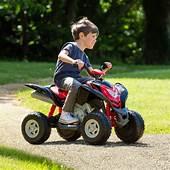 Red ATV 6V Ride On  Ons UK