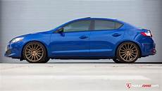 project ilx acura ilx vossen vfs 2 wheels advanced