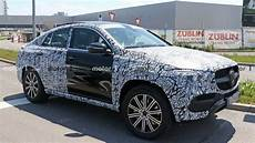 mercedes gle coupe 2020 2020 mercedes gle coupe drops some camo in