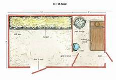 goat housing plans dairy goat housing floor plans homesteading and