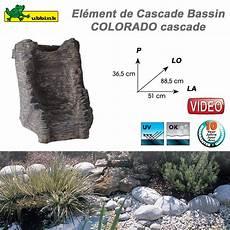 cascade d eau pour bassin cascade cours d eau en r 233 sine pour bassin de jardin colorado