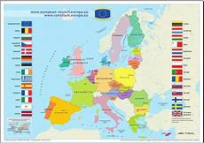 eu länder karte map of european union eu landkarte europa europa