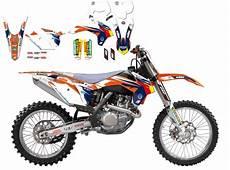 team ktm trophy dekor sx sxf 125 250 350 450 2013 2015
