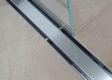 canalina doccia canaline doccia a filo pavimento su misura in acciaio inox