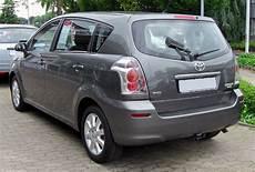 File Toyota Corolla Verso Ii 20090620 Rear Jpg