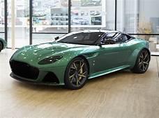 2019 Aston Martin DBS 59 Limited Edition Celebrates 1959