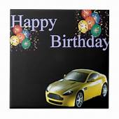 Happy Birthday With A Sport Car On It Images  Google