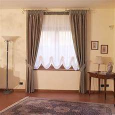 immagini tendaggi tende a vetro per da letto top cucina leroy