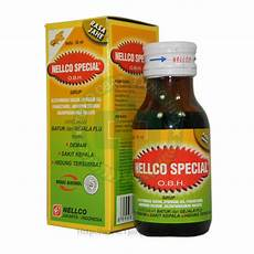 Obh Nellco Special Jahe 55ml