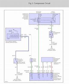 2003 chevrolet c5500 wiring system a c not working has no power to compressor has ground new relay