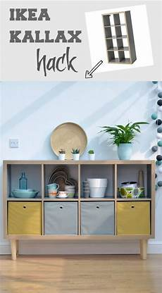 ikea kallax hack the kitchen how to create a sideboard with tapered