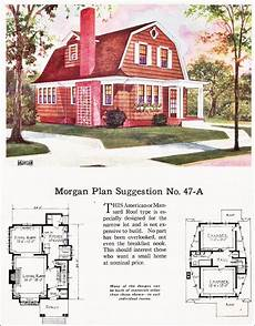 small gambrel house plans the morgan floor plan cute small 2 bedroom cottage with a