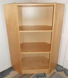 Corner Shelving Unit Storage Ikea Billy Bookcase Tv