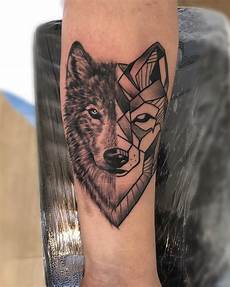 92 wolf tattoo designs to get you howling at the moon