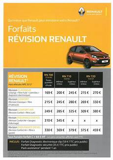 Forfait Revision Renault Boomcast Me