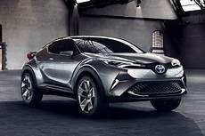 Fiche Technique Toyota C Hr Concept Motorlegend