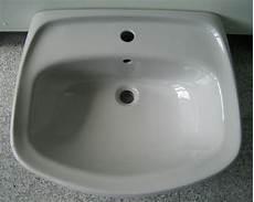 novo boch waschbecken waschtisch manhattan grau 70x54 cm