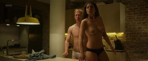 Halston Sage Nude