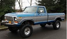 seller of classic cars 1979 ford f 250 blue blue