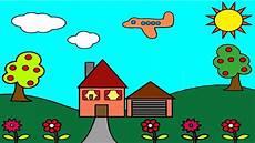 58 Gambar Pemandangan Alam Untuk Anak Sd Kelas 4