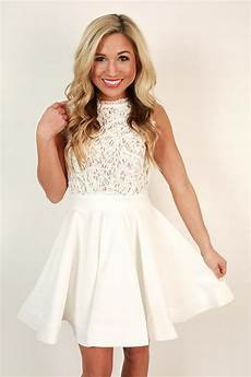 About You Kleider - me like you do dress in white impressions