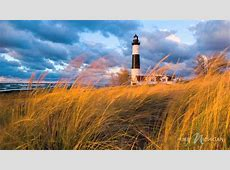 Lighthouses in Michigan   A Pure Michigan Summer   YouTube