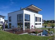 Architektenhaus In Empfingen Pultdach Terrasse