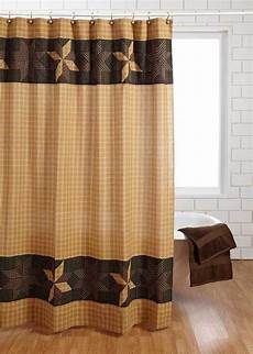 Country Style Shower Curtain