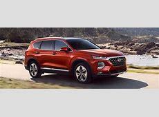 Compare 2019 Hyundai Tucson vs 2019 Hyundai Santa Fe