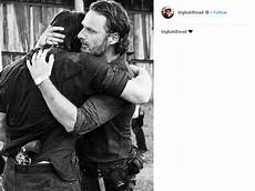 Norman Reedus Instagram - looks like andrew lincoln is definitely leaving the