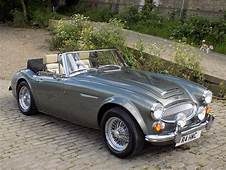Classic Chrome  Austin Healey 3000 MKIII Replica By HMC