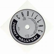 johnny hallyday cadillac titres cadillac de johnny hallyday cd chez pinup ref 115114533