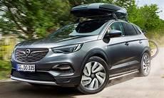 Opel Grandland X Tuning - neuer opel grandland x 2017 erste testfahrt