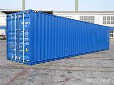 40 Hc Dv Seecontainer Neu Shipping Containers Price 163