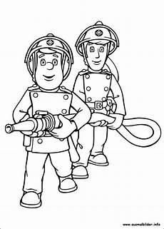 Ausmalbilder Feuerwehr Mann Sam Feuerwehrmann Sam Malvorlagen
