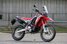 honda crf250 rally prototype mcn
