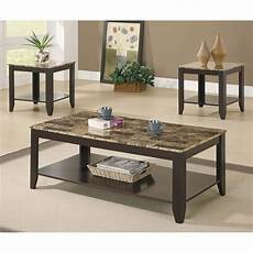 Faux Marble Coffee Tables