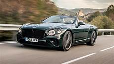 2020 bentley continental gt convertible first it s
