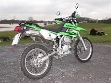 Kawasaki Klx 250 Photo