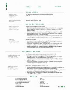 recent college grad resume critique for entry level