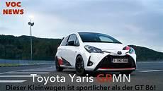 2018 Toyota Yaris Grmn Technische Daten Fakten Und