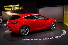 Opel Astra Gtc 2017 - iaa 2011 new opel astra gtc takes the stage in frankfurt