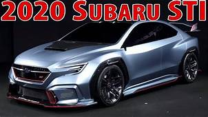 2020 Subaru Wrx Sti Release Date  Used Car Reviews Cars